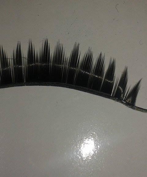 10 Pair Thick Long False Eyelashes Eyelash Eye Lashes Voluminous Makeup