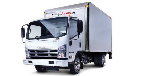 firma de transport mobila