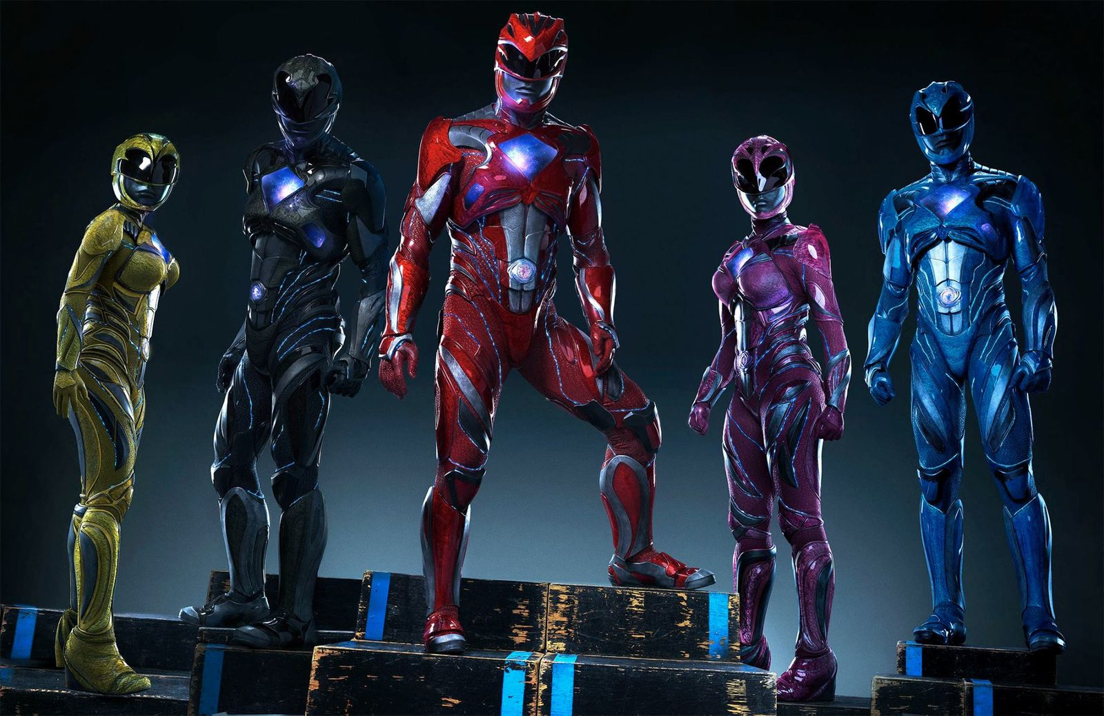 Power Rangers la Inspire Cinema!