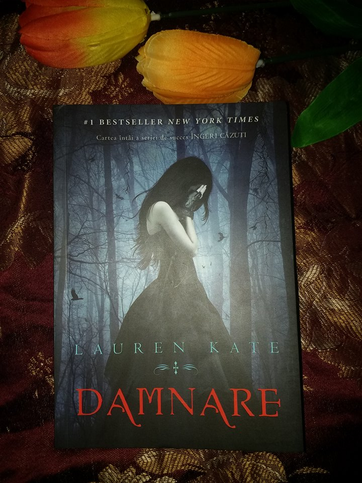 """Recenzie: """"Damnare"""" – Lauren Kate"""