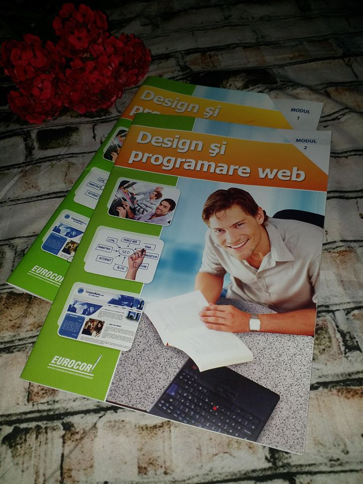 Curs de Design și Programare Web de la Eurocor – Modulul 2