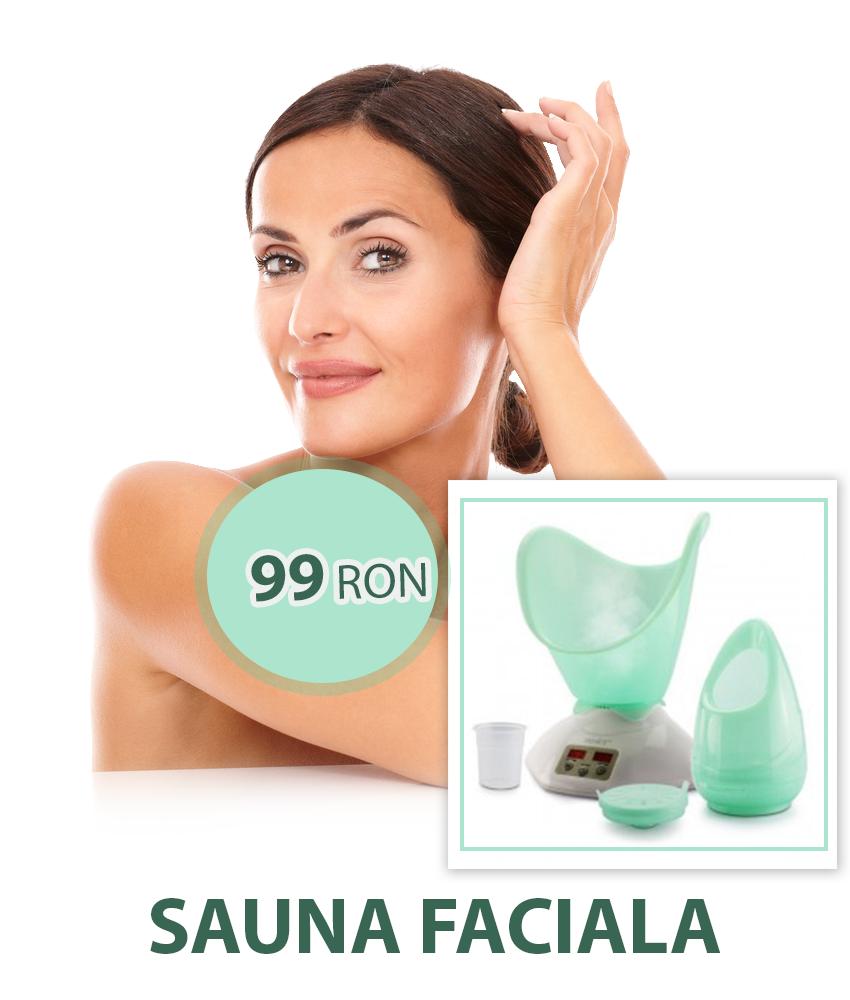 sauna faciala