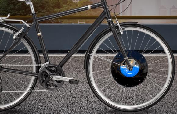 Transformă-ți bicicleta într-o bicicletă electrica în cel mai simplu mod
