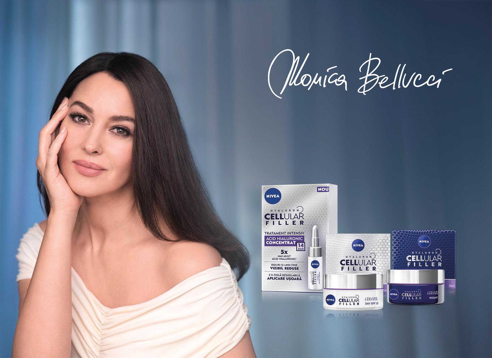 Descoperă alături de Monica Bellucci cum să arăți bine și să te simți tânără la orice vârstă!