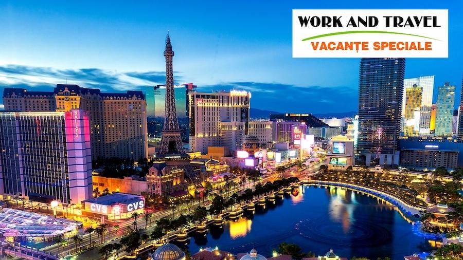Totul despre Work and Travel cu Vacante Speciale