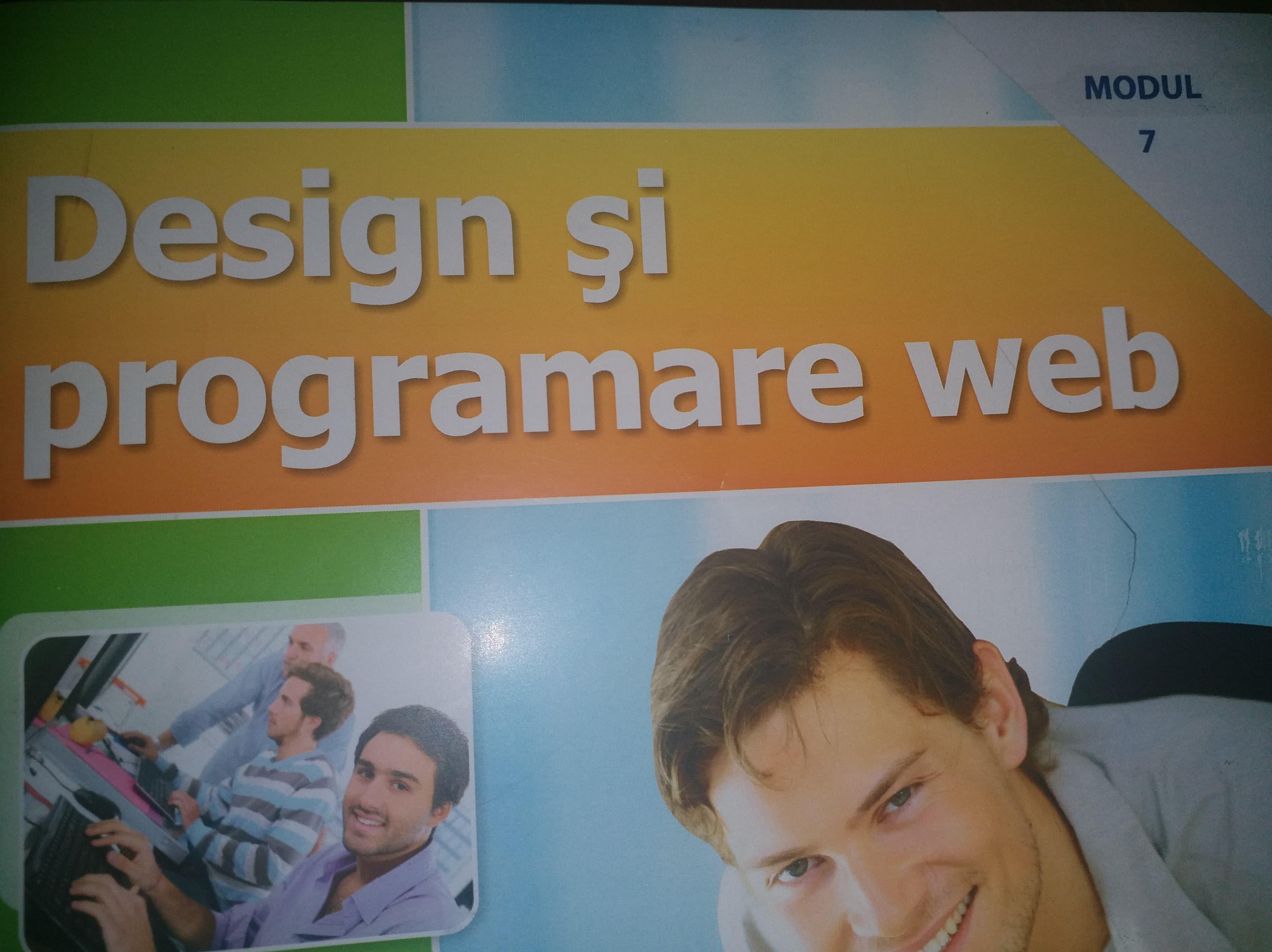 Curs de Design și Programare Web de la Eurocor – Modulul 7