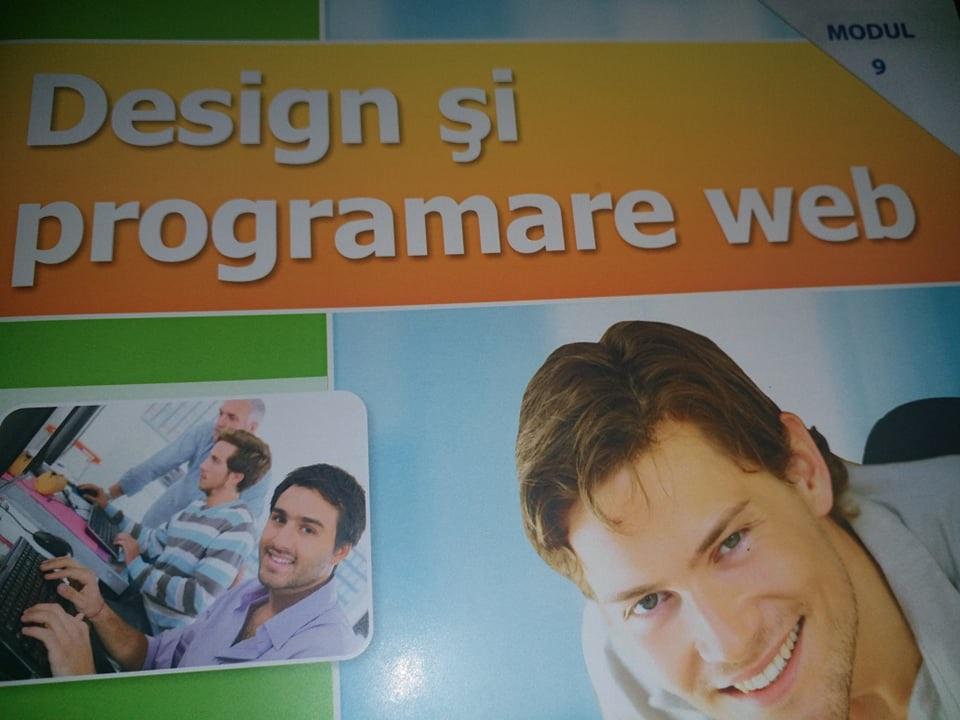 Curs de Design și Programare Web de la Eurocor – Modulul 9