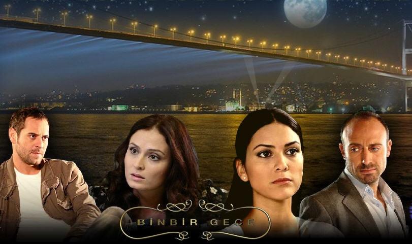 Recomandări seriale : Binbir Gece (1001 nopți)