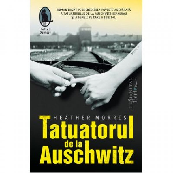 Tatuatorul de la Auschwitz  carti beletristica