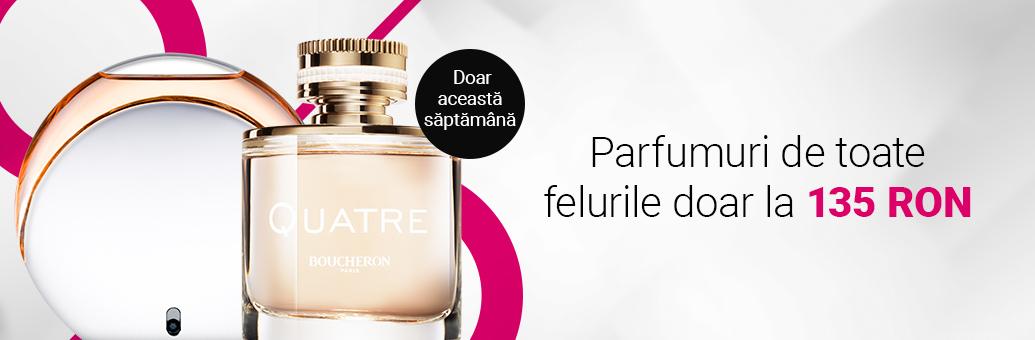 Parfumuri la doar 135 lei pe Notino.ro!