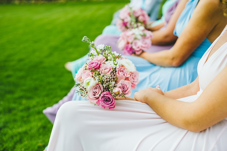 AW Branded bridesmaid dresses UK