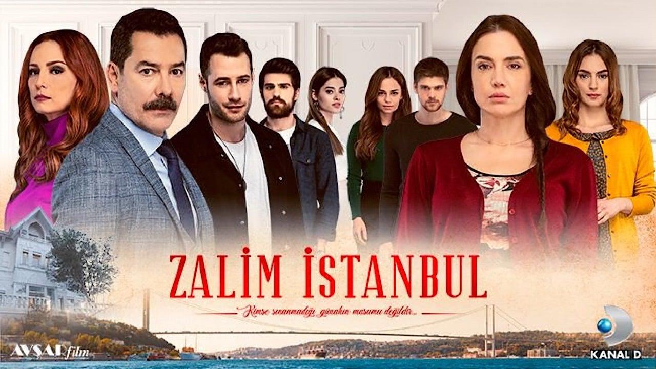 RECOMANDĂRI SERIALE: ZALIM ISTANBUL (NEMILOS ISTANBUL)
