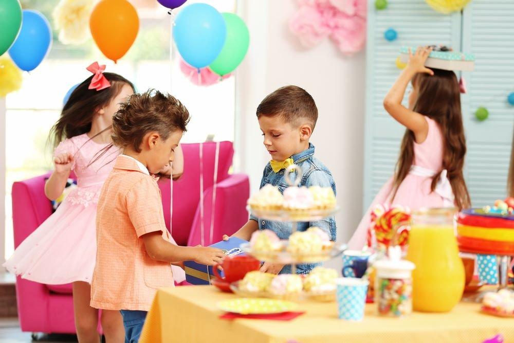Petrecerile pentru copii reusite, secretul dezvoltarii lor armonioase