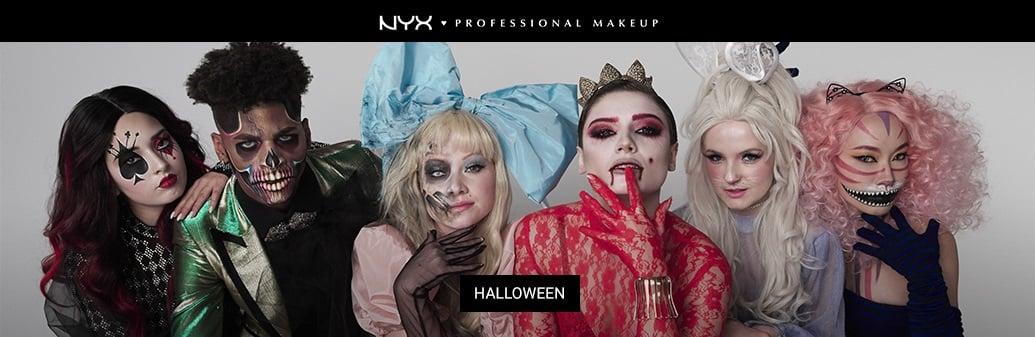 Machiaj de Halloween cu produse de la Notino