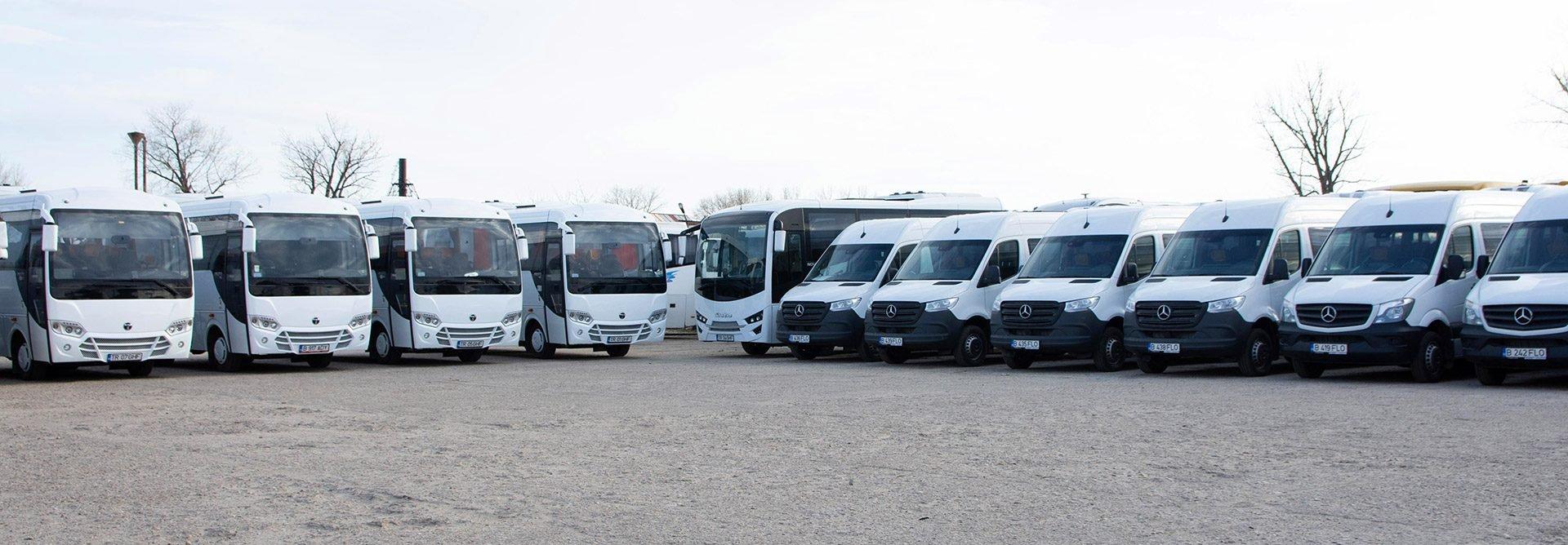 Transcar va ofera cele mai bune servicii de inchirieri autocare Bucuresti